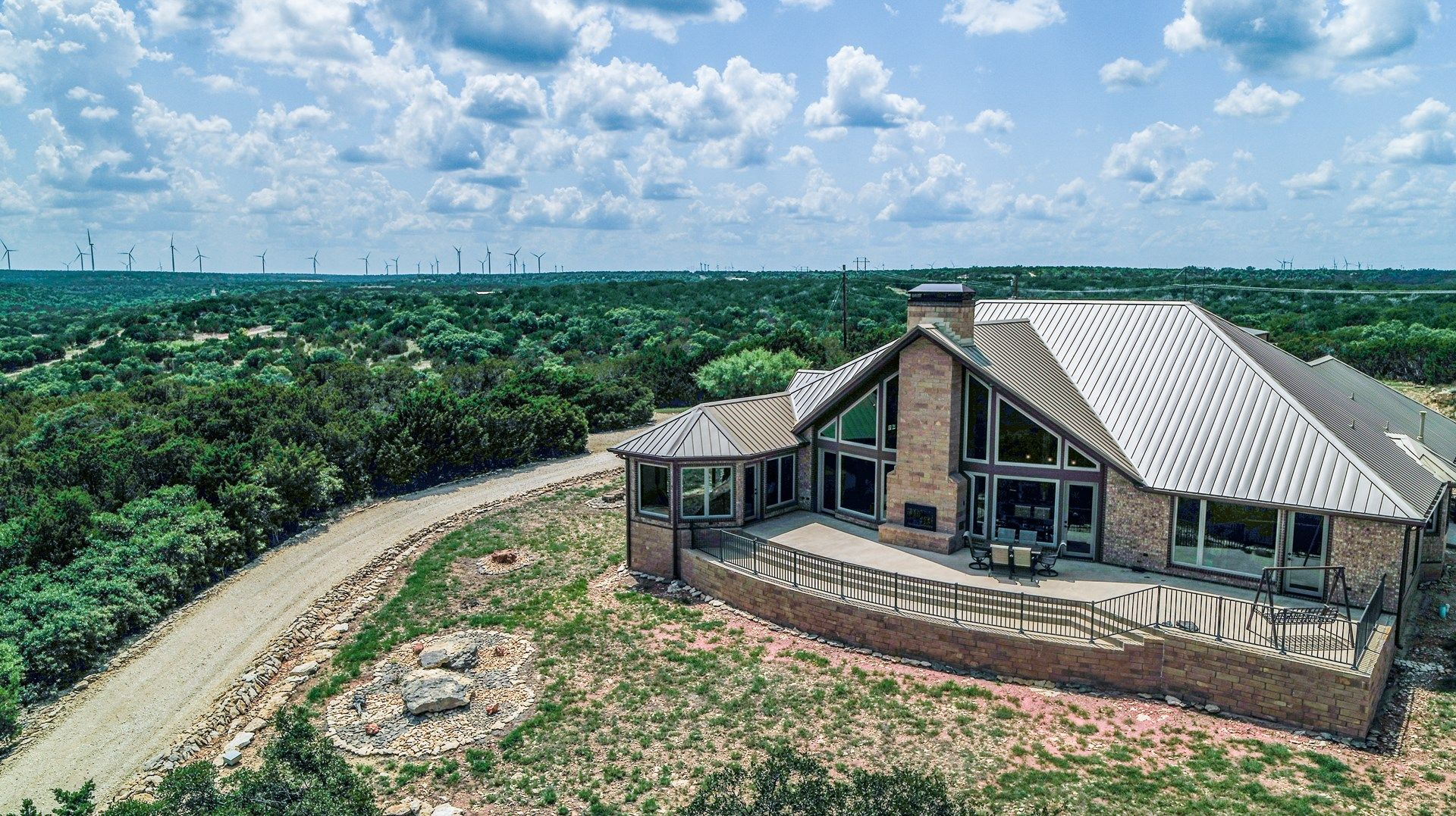 Home With Acreage Near Tuscola Abilene Texas Country Real Estate Country Homes For Sale Luxury Homes
