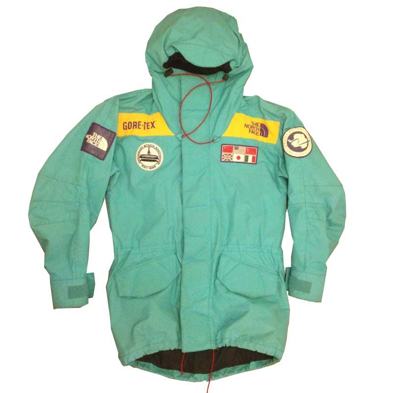 88724a38b10b The North Face Trans-Antarctic Expedition Parka - Sea Green - 1990 ...