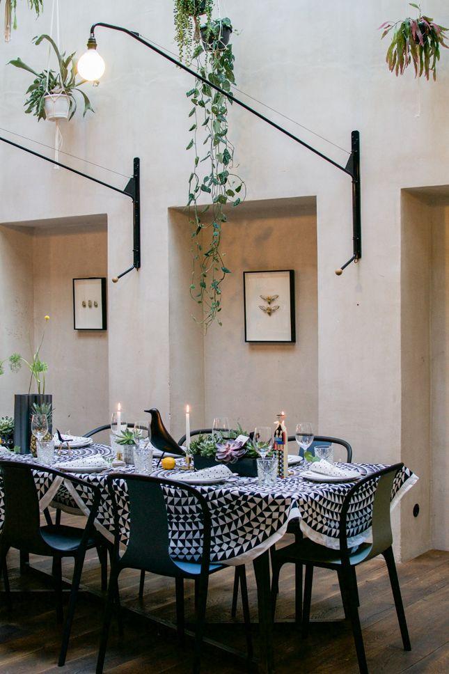 Vitra Summer Dinner in Berlin · Happy Interior Blog