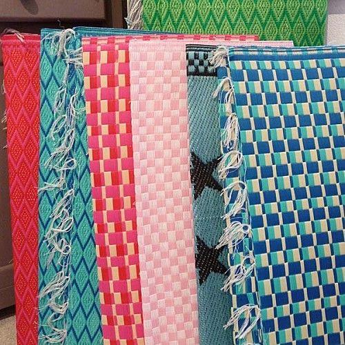 tapis plastique