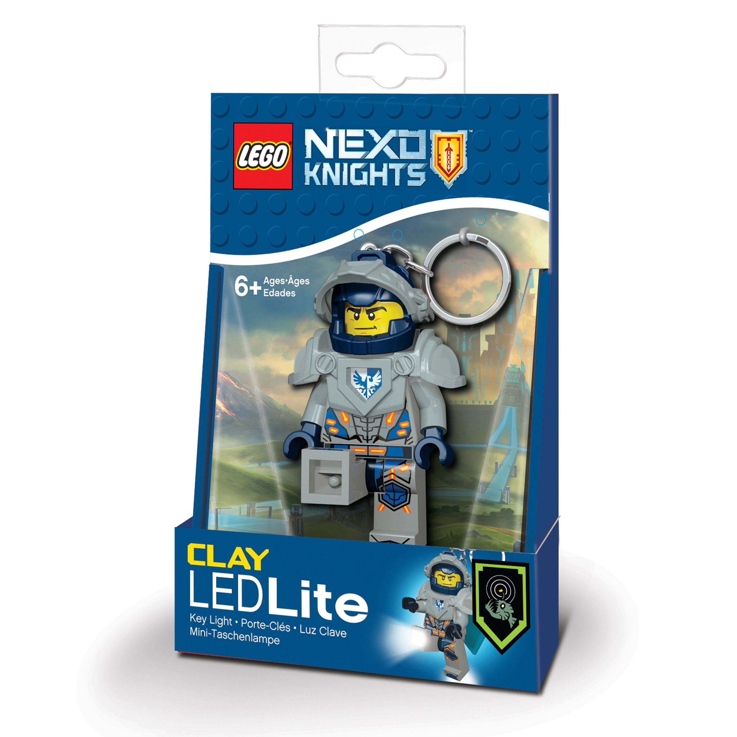 Pin lego 60032 city the lego summer wave in official images on - Lego Nexo Knight Clay Key Light By Lego