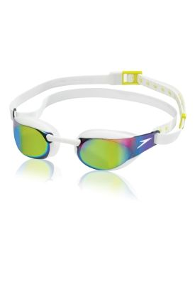 a1815a6cb Fastskin3 Elite Mirrored Goggle - White | I want | Speedo goggles ...