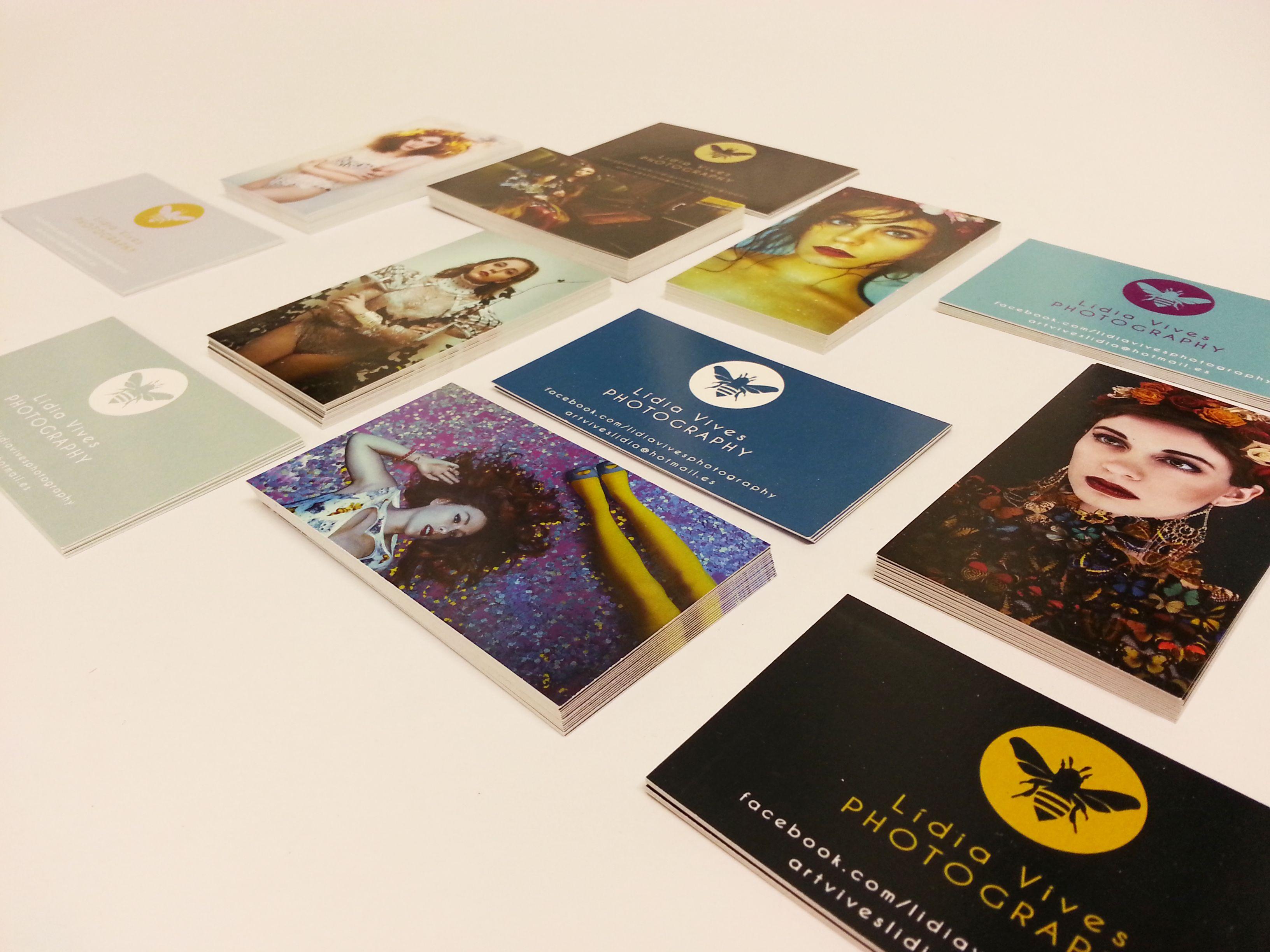 #tarjetasdevisita para Lidia Vives photography  Y si necesitas imprimir tus tarjetas de visita, como Lidia, y quedar como un auténtico profesional, no dudes en visitar este enlace de nuestra tienda online http://ow.ly/JUHzB Recuerda tú te encargas de la #creatividad, nosotros de la #impresion. www.bramona.com www.bramona.com/... (#ideas originales para#personalizar tu día a día…)