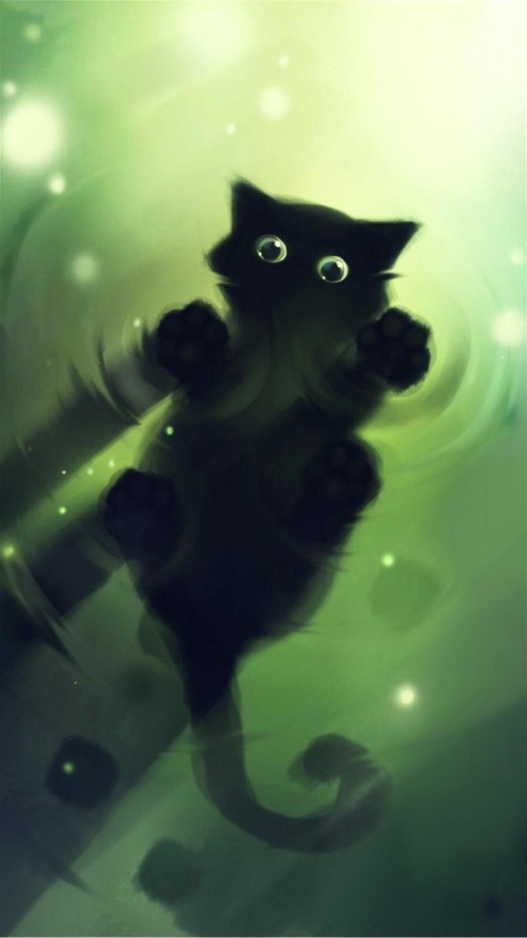 pin 3d black cat - photo #28