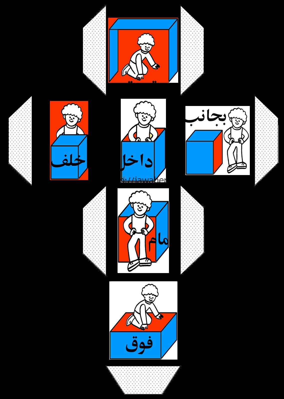 Jawaherpearl Kids Les Prepositions En Arabe