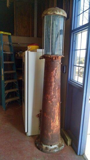 Wayne visible gas pump   Gas pumps   Gas pumps, Vintage gas