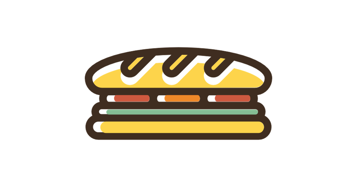 Sandwich Free Vector Icons Designed By Freepik Vector Icon Design Logo Icons Logo Food
