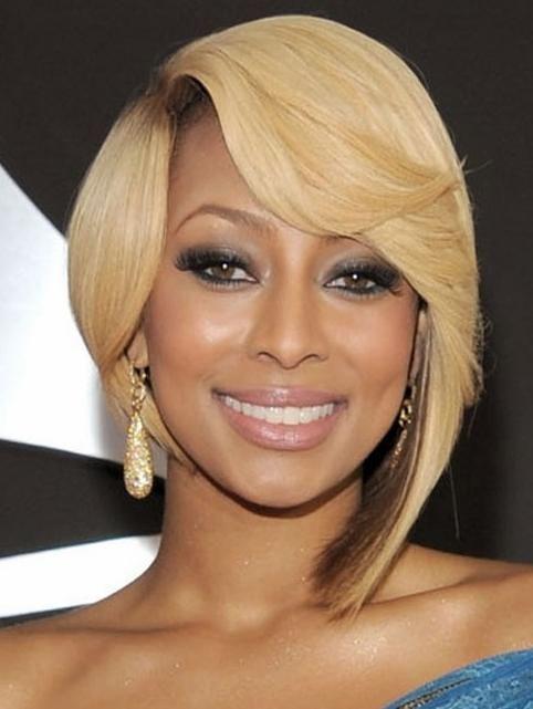 Short Bob Hairstyles For Black Women short bob hairstyles for black women over 60 Showiest Bob Haircuts For Black Women