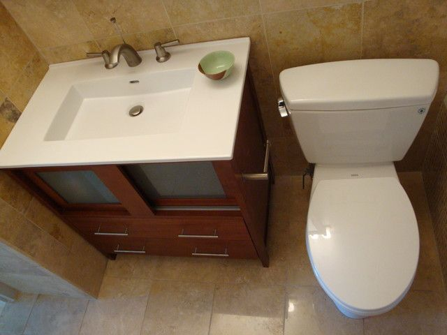 Small Condo Bathroom Design Ideas