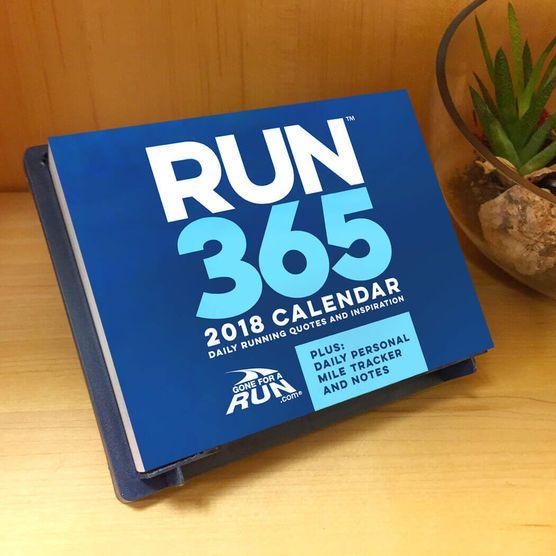 Inspirational Runner S 2020 Daily Desk Calendar Desk Calendars Daily Desk Calendar Calendar