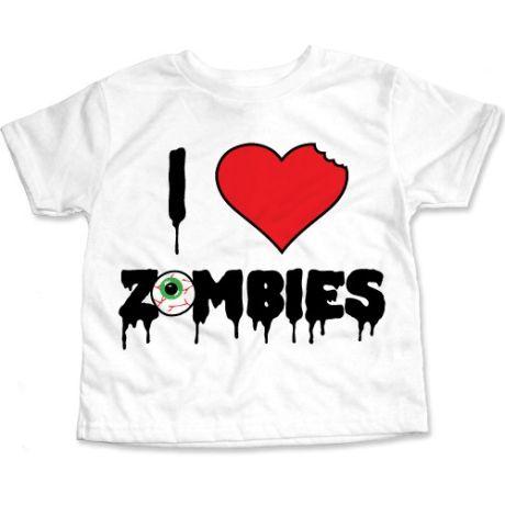 I Heart Zombies Tee  ab519b619ff