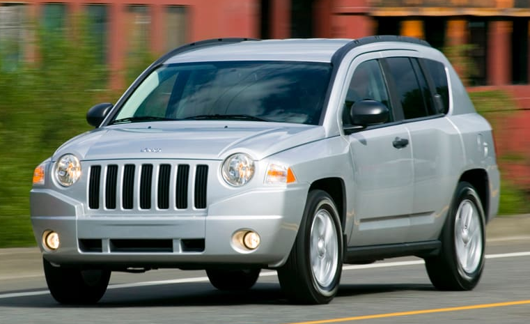 2008 jeep compass owners manual the jeep compass is a car rh pinterest com 2018 Jeep Compass Manual 2018 Jeep Compass Manual