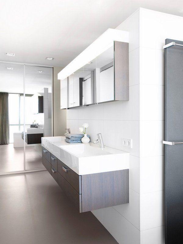 Double Sink Vanity Design Ideas Modern Bathroom Furniture Design Floating Bathroom Vanities Bathroom Furniture Modern Modern Bathroom