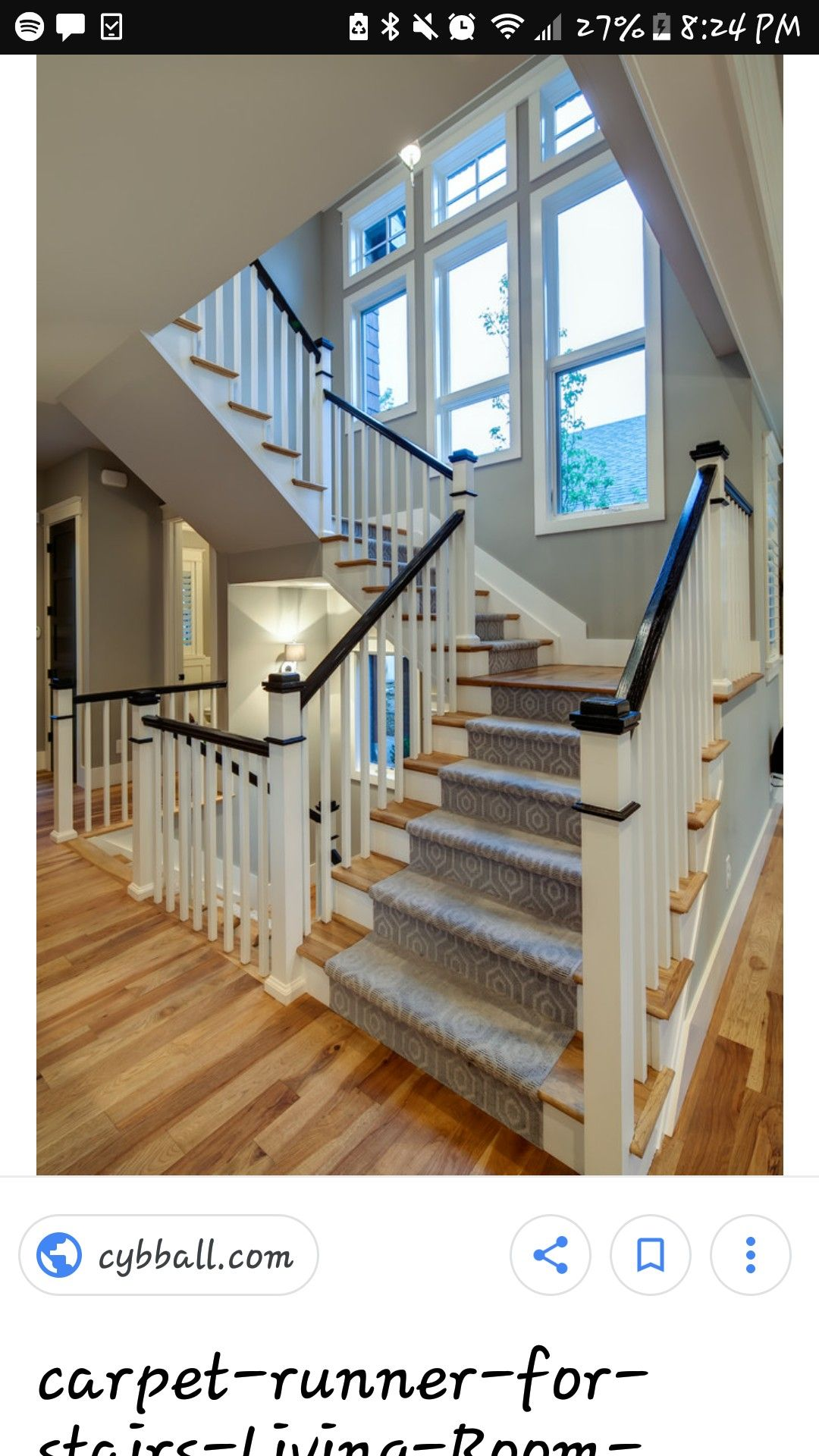 Best Pin By Renee Bennett On Flooring With Images Stair 640 x 480