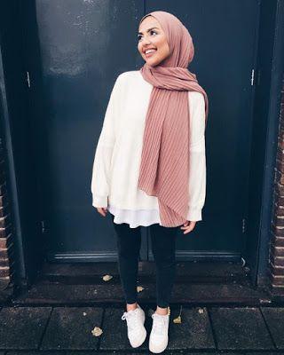 Baju Yang Cocok Untuk Jogging Hijab
