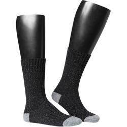 Photo of Hudson Herren Socken, Seide, schwarz meliert Hudson StrümpfeHudson Strümpfe