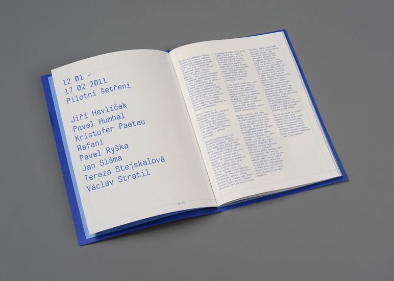 Anymade Studio Blue Notebook