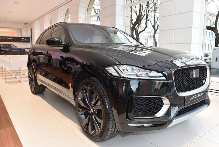 Jaguar Car Suv 2018 Price