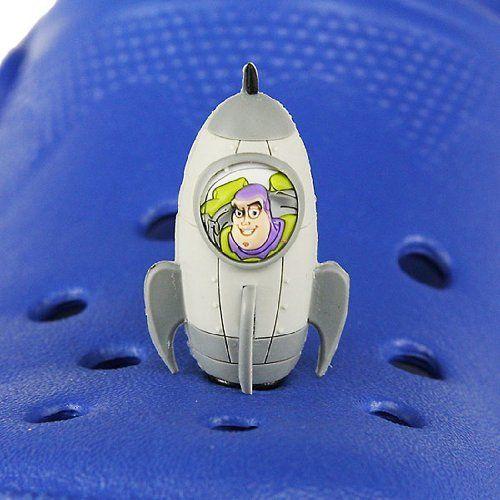 Buzz Lightyear shoe charm Jibbitz For Crocs Shoes