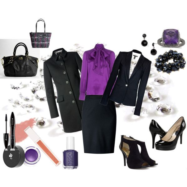 Winter Meetings, created by pnbgirl on Polyvore