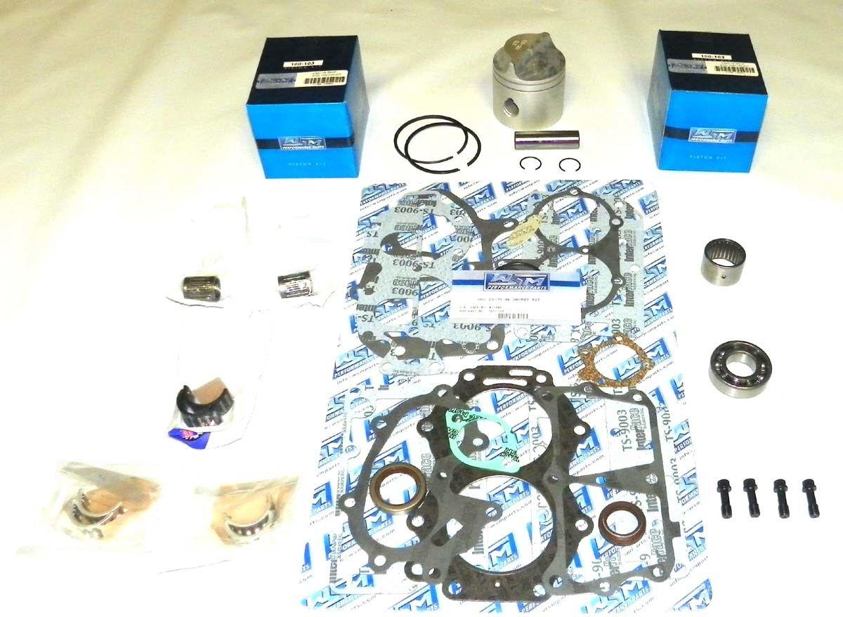 Wsm Outboard Johnson Evinrude 40 50 Hp 2 Cyl Rebuild Kit 100 100 10 100 100 10 Outboard Johnson Kit
