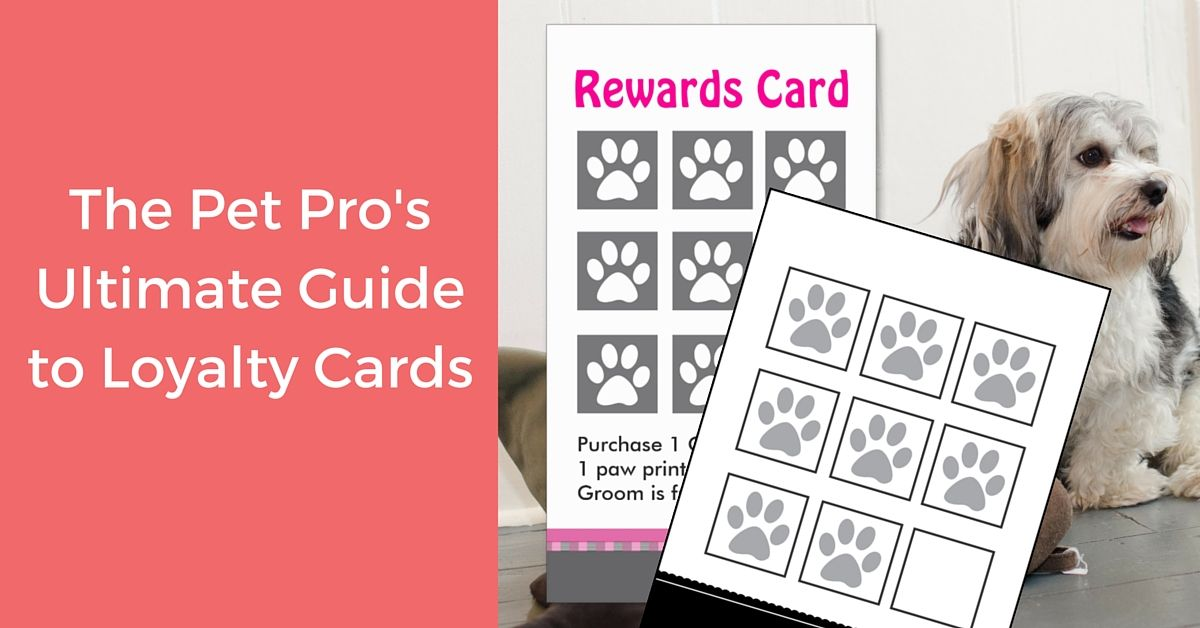 The Pet Pro's Ultimate Guide to Loyalty Cards