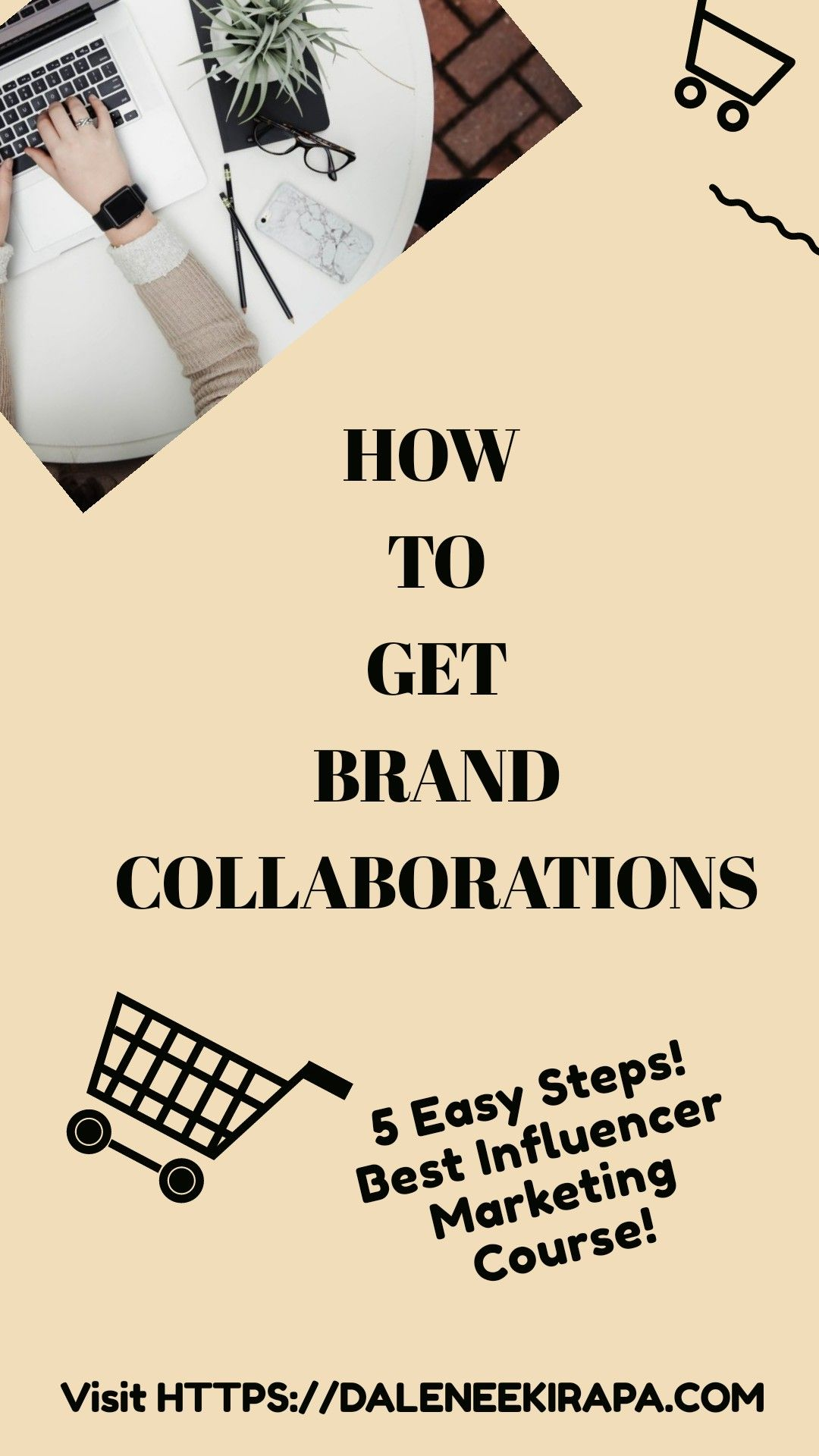 How To Get Brand Collaborations Marketing courses, Brand