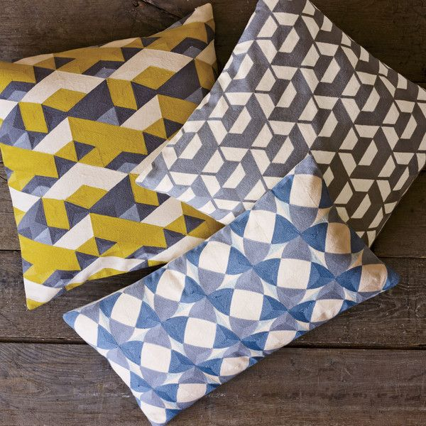 Shop DwellStudio for Decorative Pillows for the best selection in modern design.