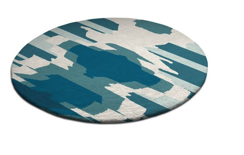 haunted rug - 698201 | hand tufted luxury wool rug by rug couture