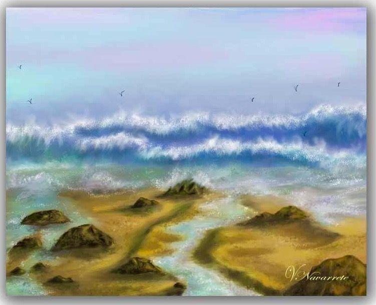 Ocean meets River | Ocean quotes, Ocean, Outdoor