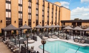 Groupon - Stay at Wyndham Garden Dallas North. Dates into August. in Dallas, TX. Groupon deal price: $60.30