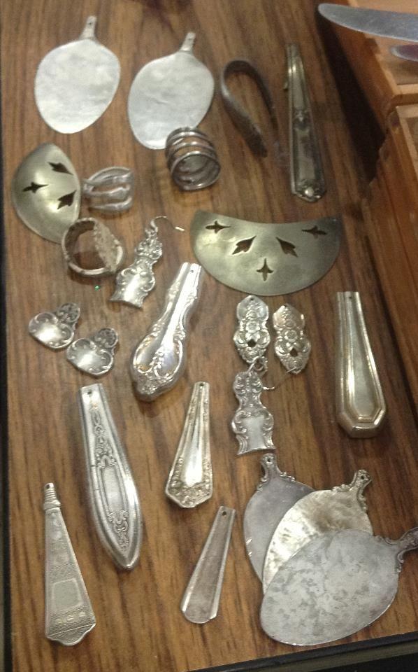 ❥ Family Heirloom Silverware Class by www.Ornamentea.com