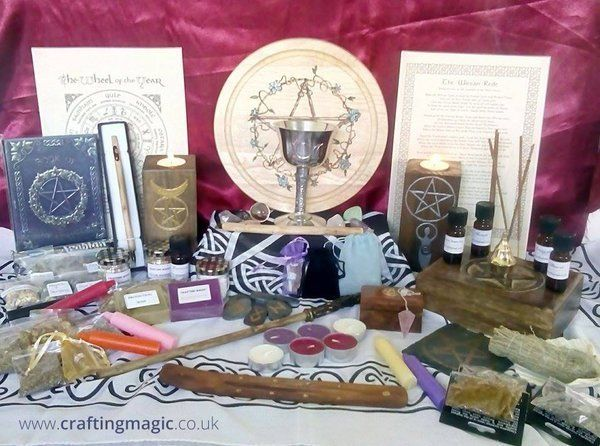 Pagan Parcel Monthly Subscription Box International