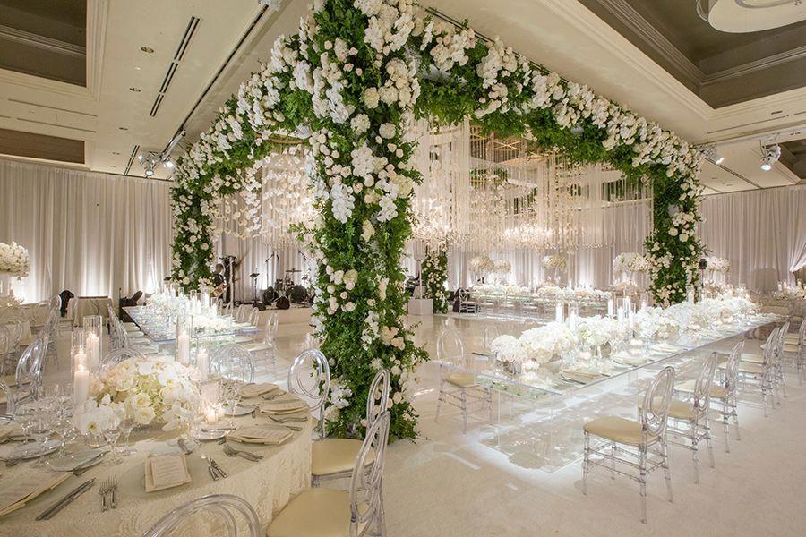Unassuming Luxury Wedding Sites Luxury Wedding Decor All White Wedding Luxury Wedding