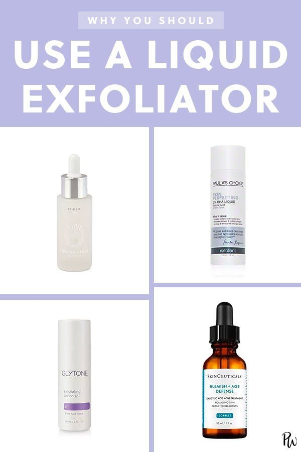 Why You Should Add a Liquid Exfoliator to Your Routine