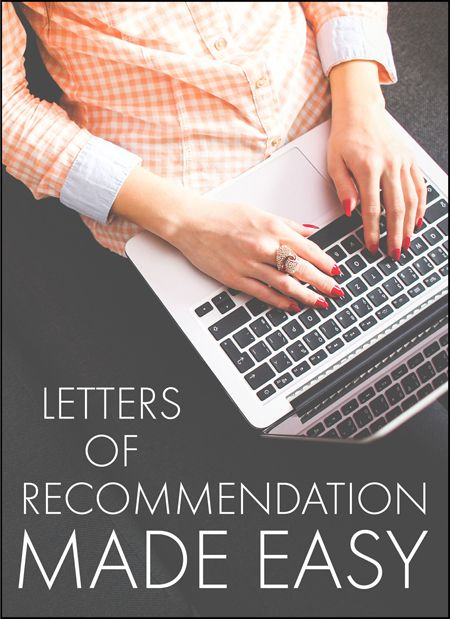 Letter of Recommendation Templates, College Application Letter - college recommendation letters