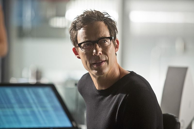 What Is Gideon on 'The Flash'? Harrison Wells' Computer Could Somehow Be Related To Tess Morgan