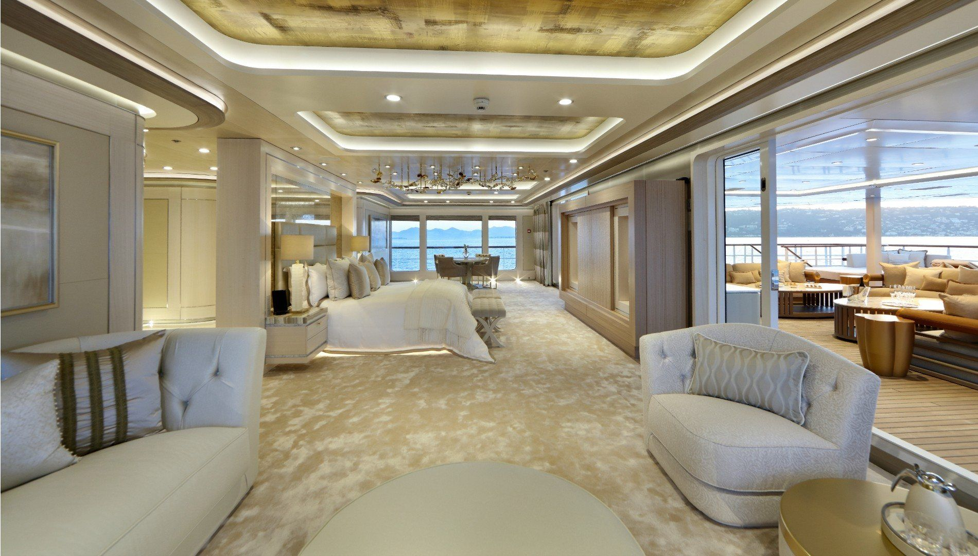 Pin By Ant Germain On Ulysses Interior Motor Yachts