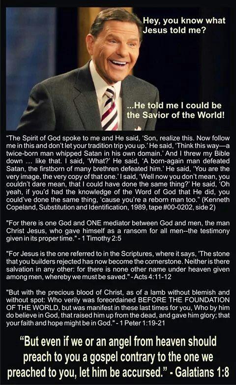Pin On False Teachers Of God S Word