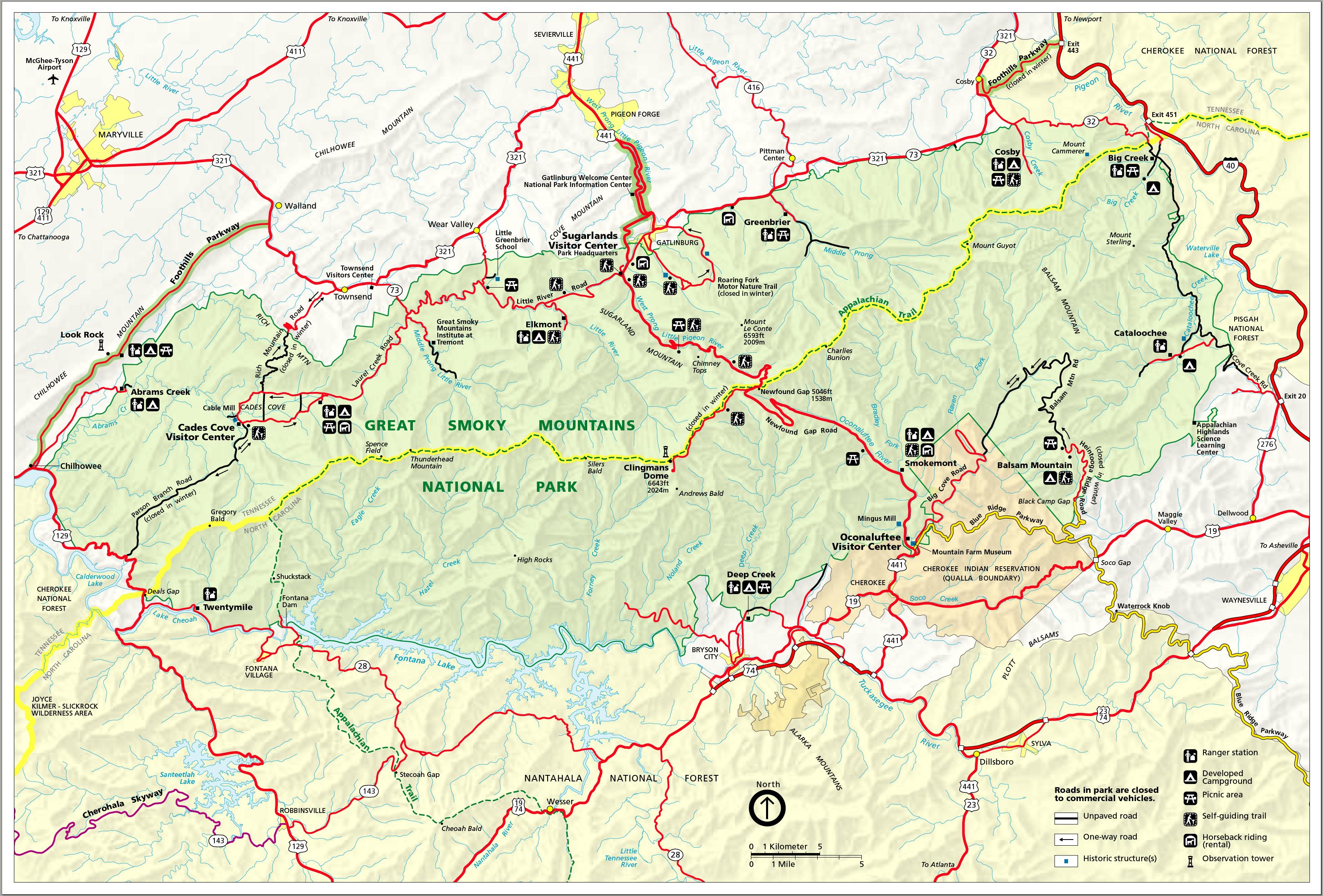 Best Canadian National Parks East Coast Colombia National Natural - Us and canada national parks map
