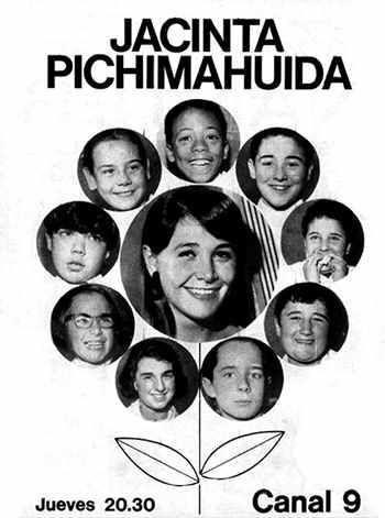 Publicidad Del Programa Jacinta Pichimahuida Canal 9 Buenos Aires Decada Del 60 Programas De Television Antiguos Television Antigua Programas De Television