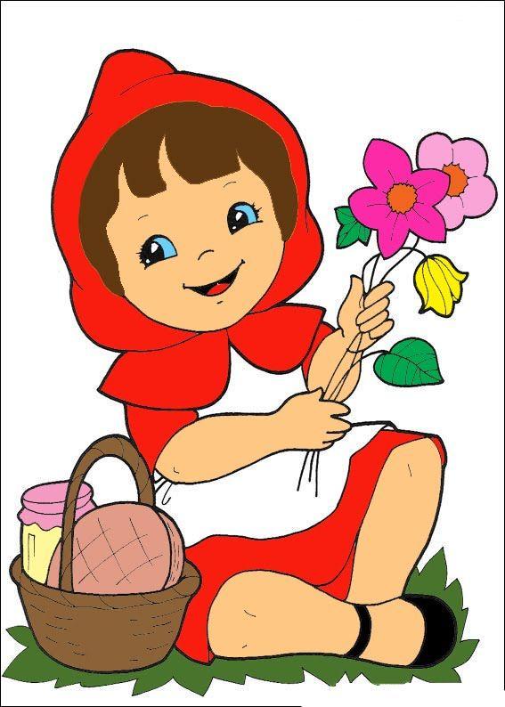 Disney Babies Clip Art Chapeuzinho Vermelho Imagens Para