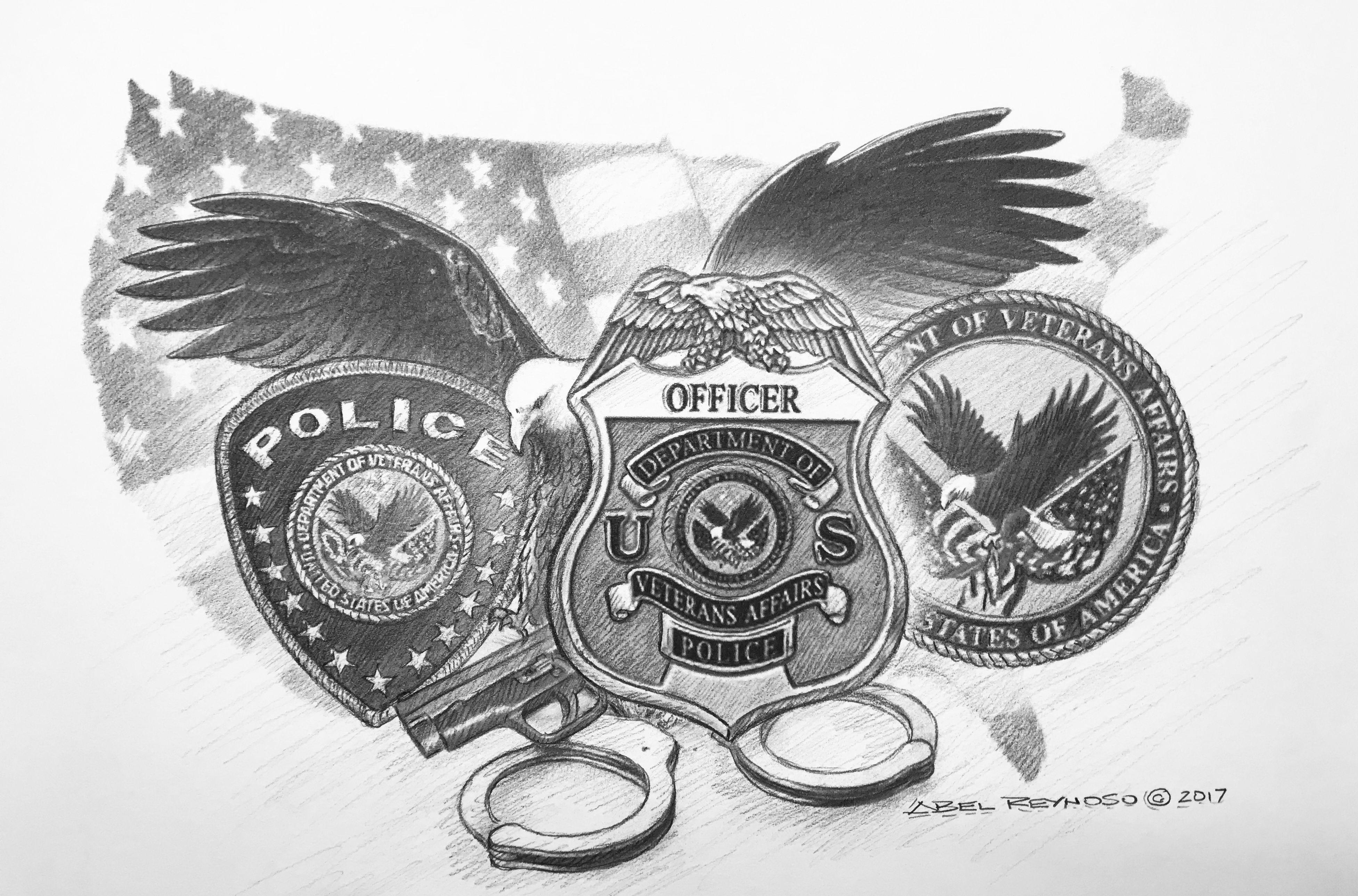 Department Of Veterans Affairs Police By Abel Reynoso Abel Reynoso