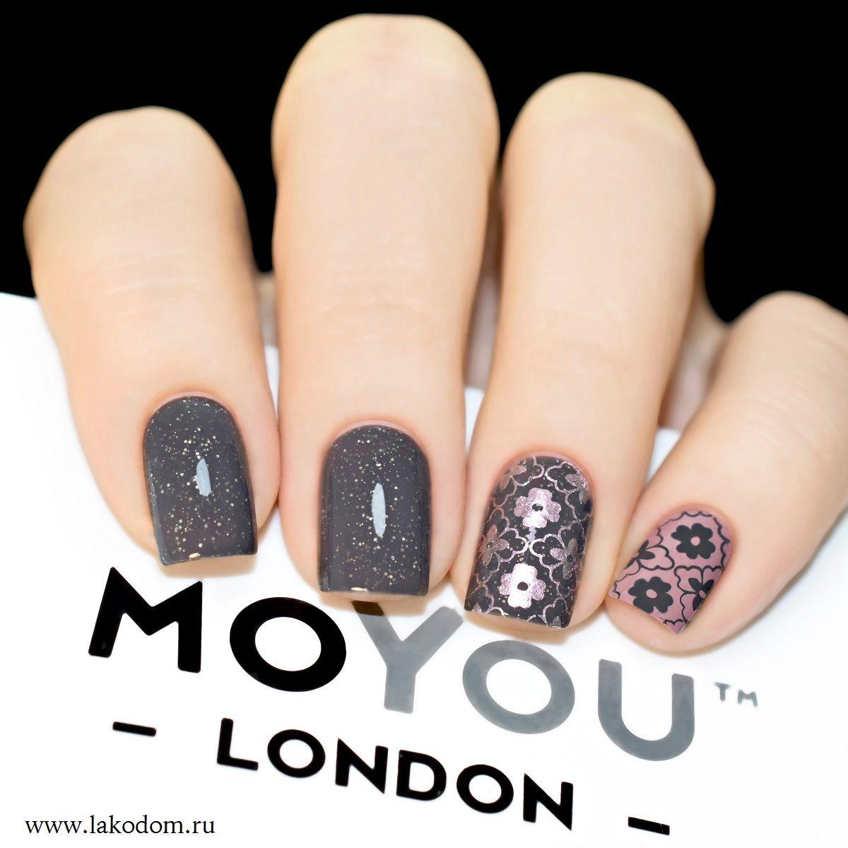 MoYou London Mexico 07   Nails   Pinterest   Diseños de uñas, Arte ...