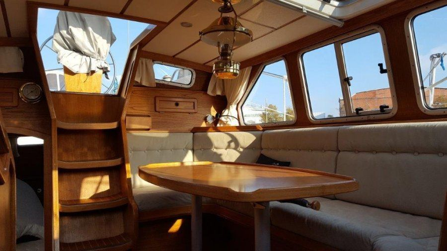 Nauticat 35 Decksalon - € 109.000 - Boot details | YachtFocus.com