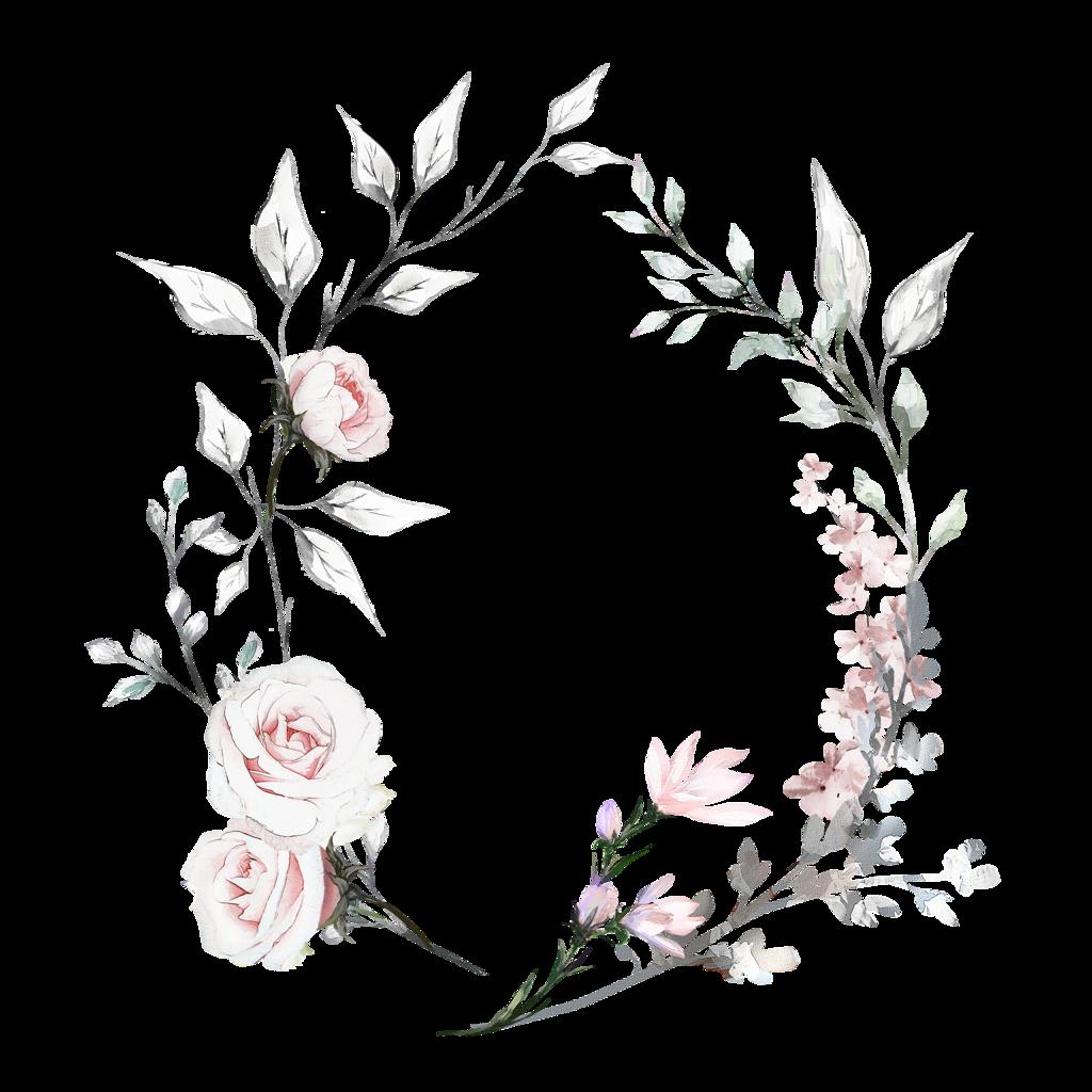 Обои цветы, Коллаж, рисунок, вектор. Разное foto 4