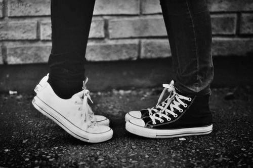couple image 'm white, yours black