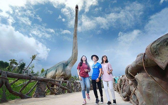 Jatim Park 3 Batu Malang Things To Do In Malang Surabaya Dino