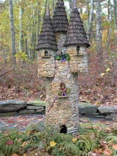 17 Best 1000 images about fairy castles and towers on Pinterest
