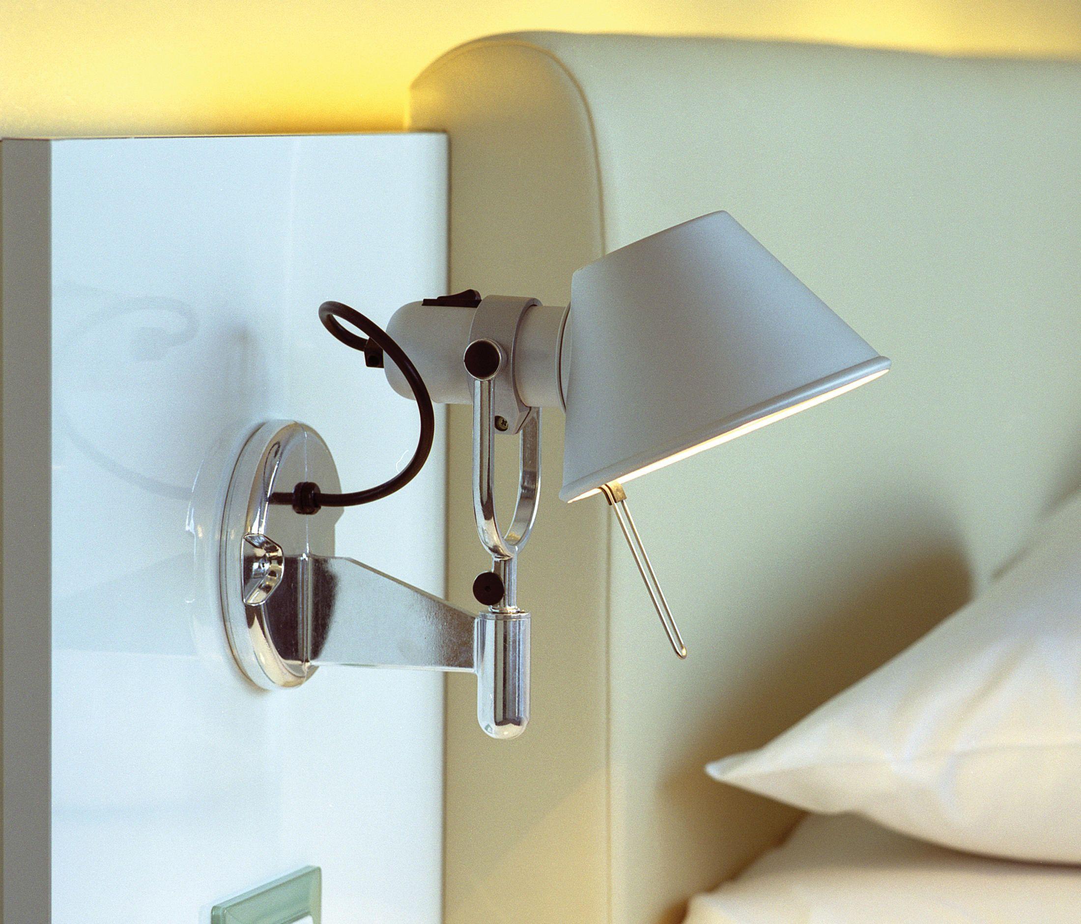 Material Tendencies Michele De Lucchi Lighting Bedroom Lamps Bedside Lighting